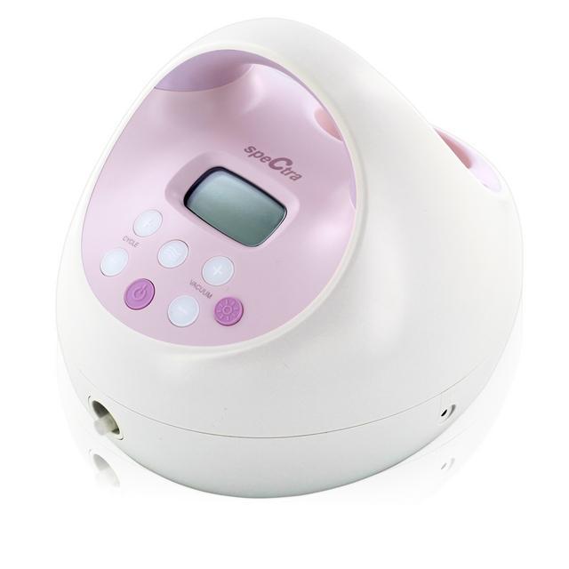 spectra s2 breast pump manual